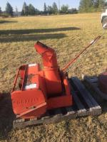 "34"" rotary snowblower to fit Gravely"