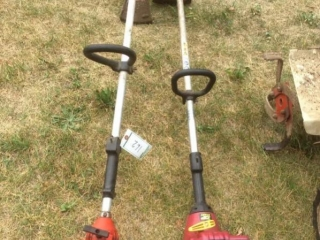 (2) Weed Trimmers