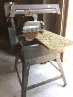 "Craftsman 10"" Radial Arm Saw on stand"