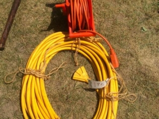 (2) Electrical Cords