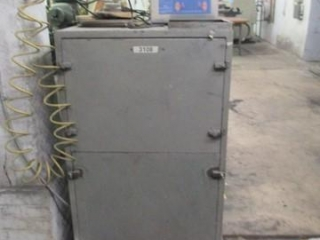 Tort Corp. Dust Collector - M# 84 w/Kendall Ultrasonic Cleaner (M# HB-S-49DHT)