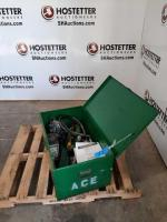 Ace metal tool chest - greenlee 882 and 882cb hydraulic benders