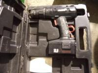 Power Tools to Include (2) Drills, Sander & A.C. Volt Meter