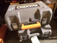 Power Tools to Include HD Drill, Sander & Cordless Drill