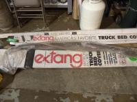 Lot of Truck Bed Cover, Bed Rail Cap & Rubber Floor Matts