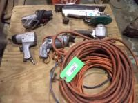 Air & Power Tools with Extension Cord