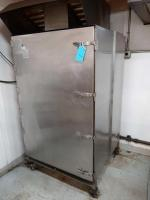 Cookshack 360 smoker - model sm-360- electric - takes wood - includes smoke sticks and bacon hangers