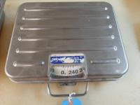 Heavy duty scale - up to 240#