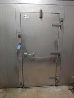 Walk-in cooler and freezer - tafco model # 11-7-ctpr refrigerator - tafco model 7-5-f tpr freezer - 85