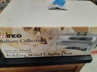 Winco chafer dish