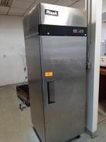 Migali stainless refrigerator - model c-1r