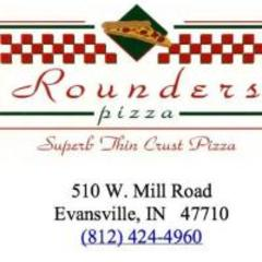 Rounder's Pizza - $25 Certificate