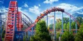 Six Flags St. Louis - 2 Tickets