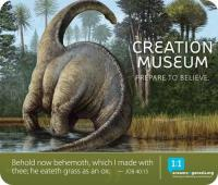 Creation Museum - 2 Admission Tickets