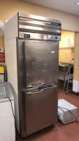 Randell 2 door refrigerator; 34
