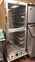 Lockwood 9 shelf heating/proofing electric oven