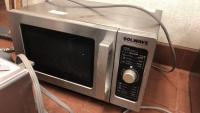 Solwave commercial microwave