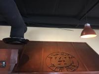Auburn Emblem Wall Decor