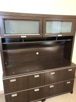 "Office cabinet, 59"" x 19"" x 69"""