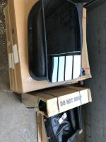 Ford seat covers, Banding, window, Ford door panels