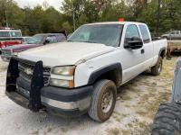 2001 Chevrolet Silverado 2500HD Pickup