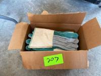 Lot- Cotton Work Gloves
