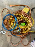 Lot - Extension Cord, Cable