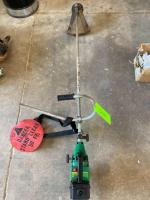 Weedeater GTI 19T Weed Trimmer
