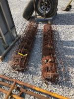 (2) Rolls Wire Fence