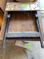 B&D Workmate Portable Work Table