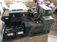 Onan 10KW Diesel Generator on Skids