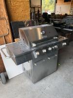 KitchenAid SS Gas Grill