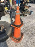 Lot - Safety Cones
