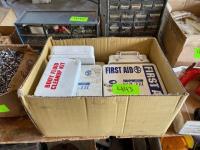 Lot- First Aid Kits