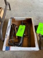 Lot- Allen Wrenches