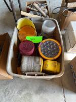 Lot- Assorted Safety Lights