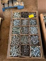 Pallet - Bolts, Washers and Nuts