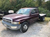 2001 Dodge Ram 3500 Flatbed Dually
