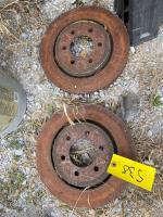 (2) Rotors