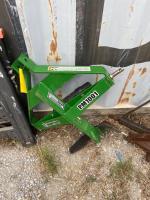 Frontier PM1001 3pt Plow Attachment
