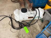Dobbins 15 Gallon Sprayer Tank