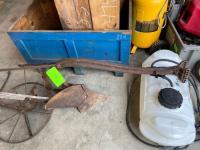 Vintage Plow