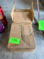 (2) Boxes - Sandpaper