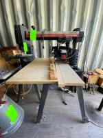 Sears Craftsman Radial Arm Saw 10