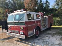 1974 Ward Pumper Truck