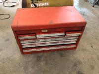 MB Century Tool Box with Tools