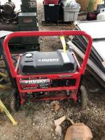 Husky 5000 Running Watt Portable Generator