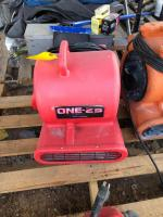 One-29 3-speed Air Mover