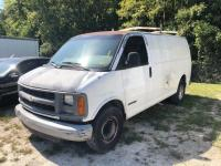1998 Chevrolet 2500 Express Van