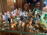 Ceramics; Blown Glass; Bone China Pieces